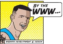 Afbeelding › By the WWW... Website Development & Design